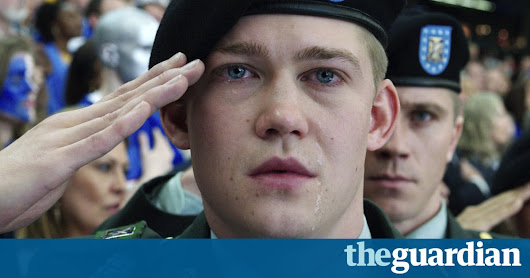Billy Lynn's Long Halftime Walk review Ang Lee war drama is a misfiring folly