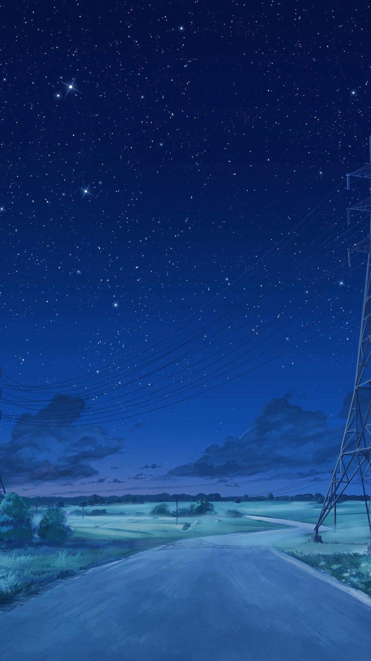 Download 98+ Wallpaper Hd Anime Sky HD Paling Keren
