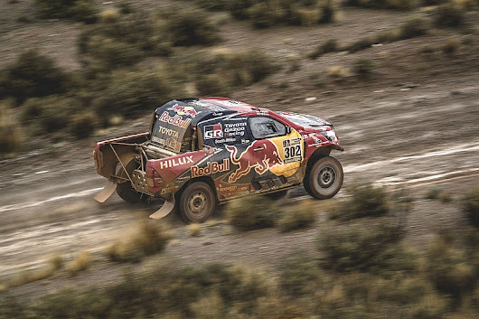 Dakar could mandate 4WD turbo petrol cars from 2019