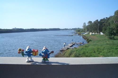 il lago dei vips