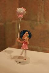 Hello Kitty Art Show - Hello Kitty Three Apples Party