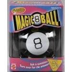 Mattel 30188 Magic 8 Ball Board Game