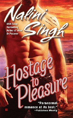 Hostage to Pleasure (Psy-Changeling #5)