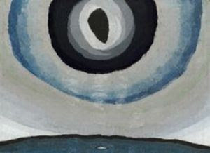 yama-bato:  Arthur Dove (1880-1946) [+] Silver Sun,  1929 Oil, metallic paint, and wax (?) on canvas 55.3 x 74.9cm (213/4 x 291/2 in.) Signed and dated verso, top stretcher bar: Silver Sun / 1929 Dove Alfred Stieglitz Collection, 1949.531 http://www.artic.edu/aic/collections/artwork/65868