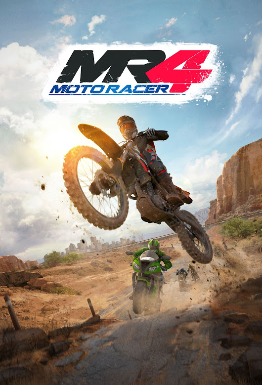 Moto Racer 4 Review & Giveaway - Family Fun Journal