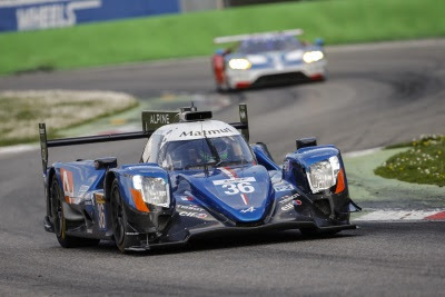 Dress Rehearsal For The Alpine A470s At Monza - Conceptcarz.com