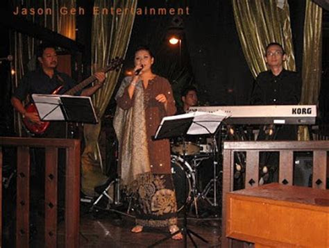 Jason Geh   Live Jazz Band for Hire in Kuala Lumpur