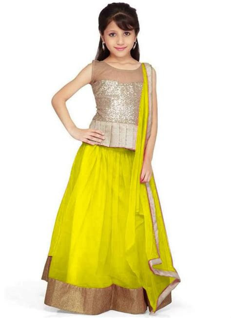 indian designer lehenga pattern   girls