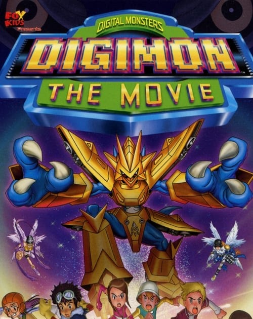 Digimon Filme Stream