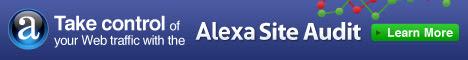 Alexa Site Audit