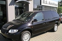 Chrysler Grand Voyager 2004 Specifications Best Auto Cars Reviews