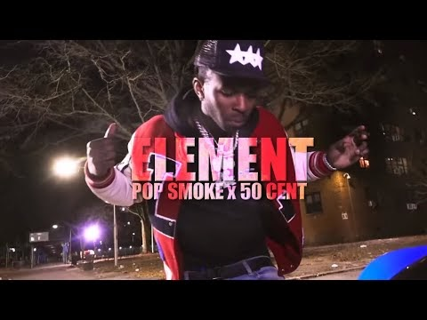 Pop Smoke x 50 Cent - Candy Shop Element