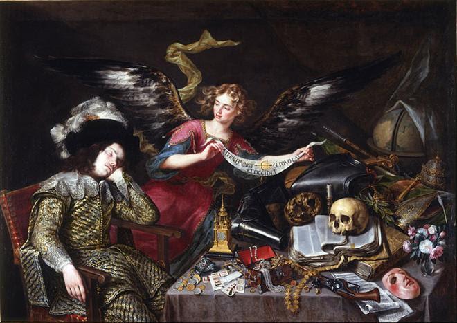 Arquivo: Antonio de Pereda - O sonho do cavaleiro - Google Art Project.jpg