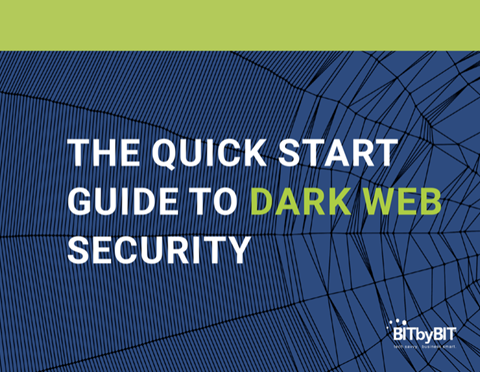 Quick Guide to the Dark Web
