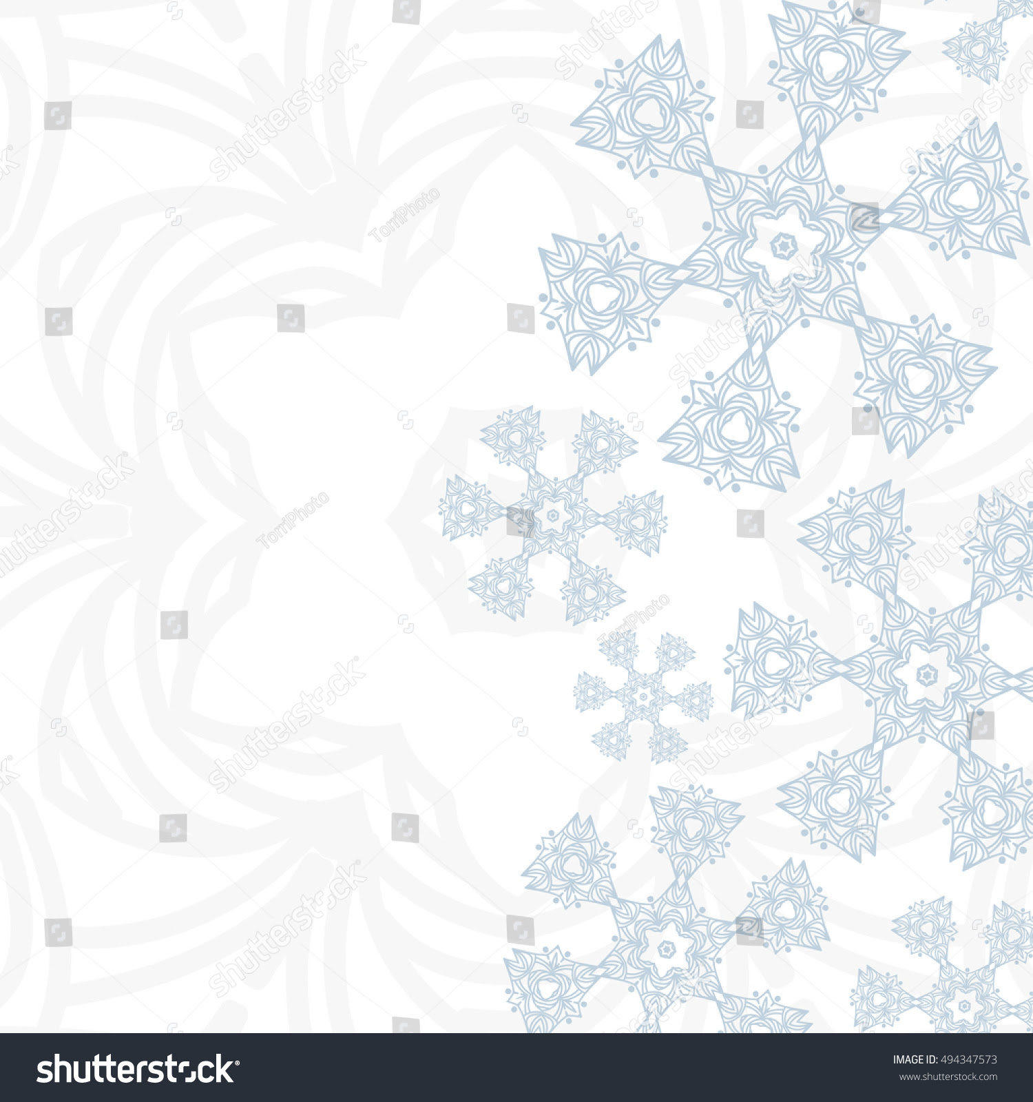 http://www.shutterstock.com/pic-494347573/stock-vector-winter-background-with-abstract-snowflakes-for-card-or-invitation-copy-space-vector-illustration-eps8.html