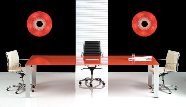 modern home office by Elad Gonen & Zeev Beech