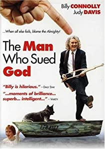 """Cover of """"The Man Who Sued God"""""""