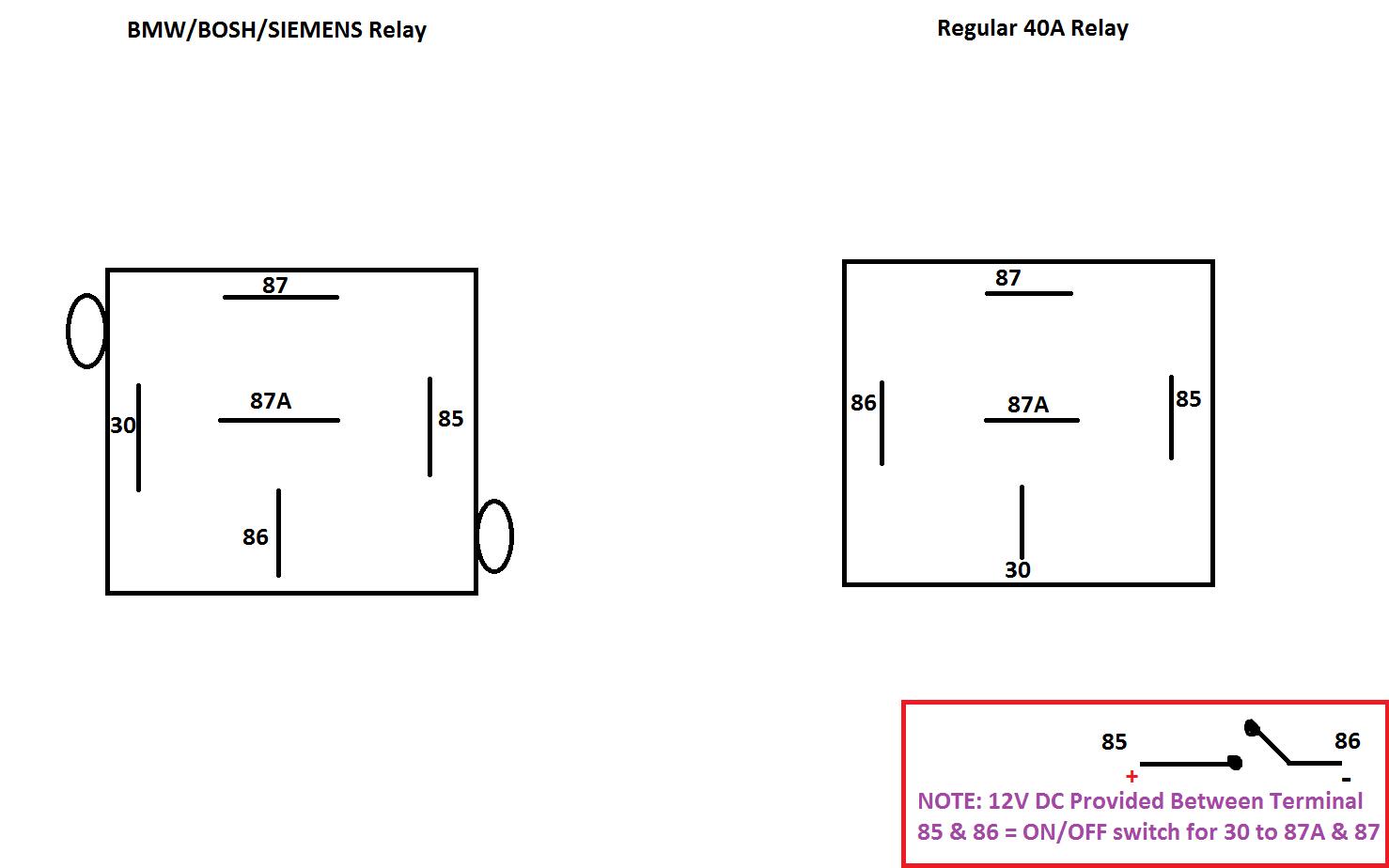 Youan: Bmw E30 Fog Light Relay