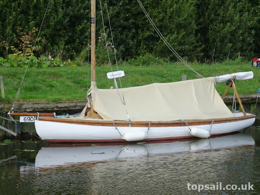 Applegate Half Decker (Trailer Available) for sale - Topsail Marine Yacht Brokers (1897)