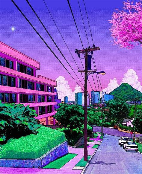 pin  claire  pixel vaporwave art pixel art
