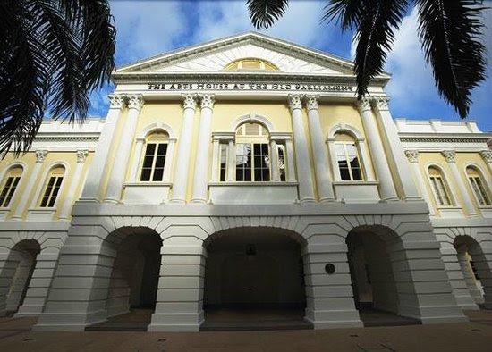 舊國會大廈藝術之家, 新加坡的照片