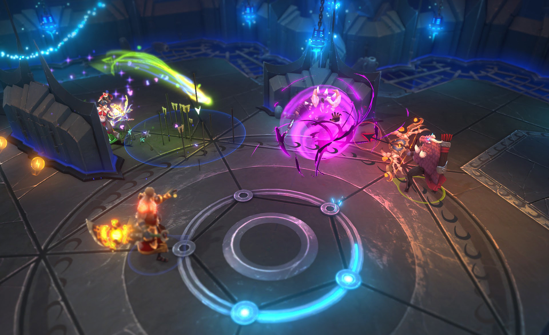 Battlerite will exit Early Access and go free-to-play this November screenshot