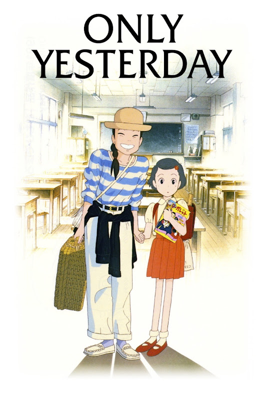 Ghibli's Only Yesterday Finally Coming Stateside