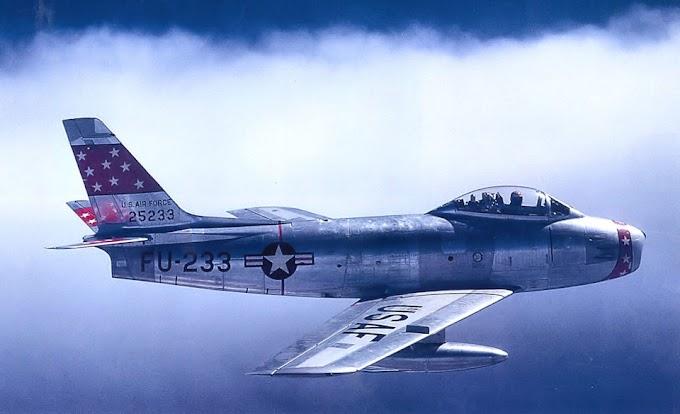 Duelo de caças a jato: MiG-15 soviético x F-86 Sabre ianque (quem venceu?)
