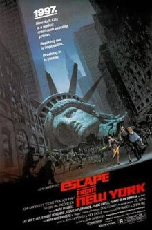Escape From New York Film Series