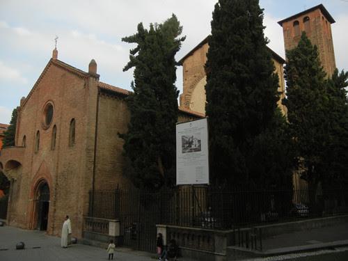 DSCN4989 _ Basilica Santuario Santo Stefano, Bologna, 18 October