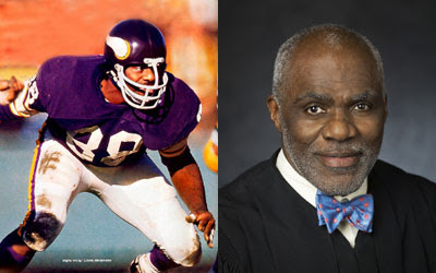 Hall Of Fame Defensive Tackle And Former NFL MVP Alan Page Talks Football, Education and Life