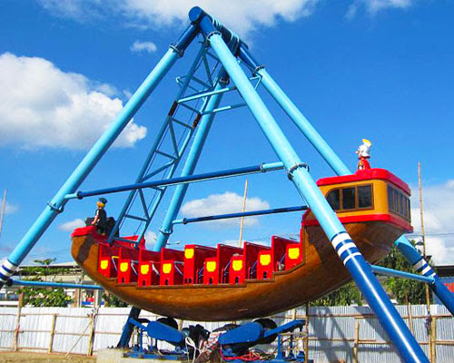 Image result for pirate ship ride