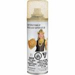 Body Spray Makeup Glitter Gold