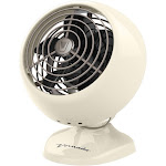Vornado VFAN Mini Classic Personal Vintage Air Circulator Fan White