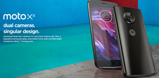Moto Revives X Series With Moto X4! - Moto X News - - Front Page Comments and Discussion - The #1 Moto X Phone News, Discussion and Fan Site!