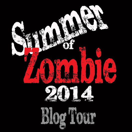 Summer of Zombie 2014 Blog Tour,  Guest post by Ian McCellan
