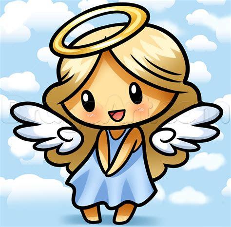 drawing  chibi angel step  step chibis draw chibi