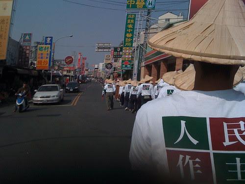 人民作主運動:永康→大橋 -  4