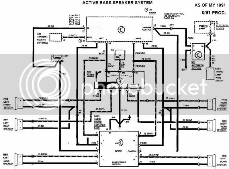 Mercedes Benz Wiring Diagram