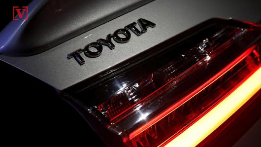 Toyota to recall over one million hybrid vehicles due to fire risk