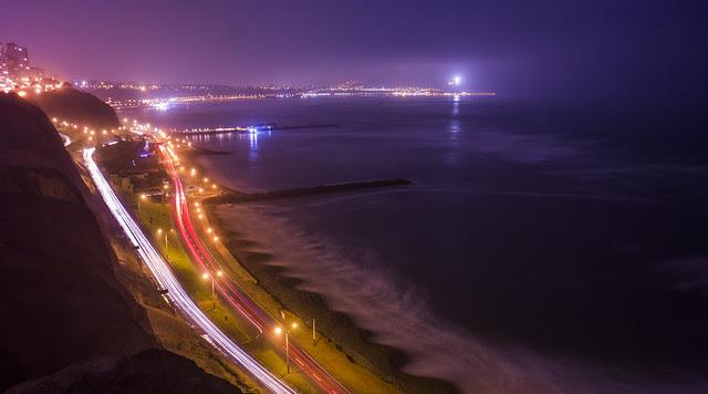 hasta donde me lleves mar - Lima Peru