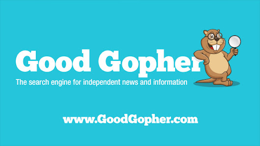 GoodGopher.com - The Search Engine for Truth Seekers
