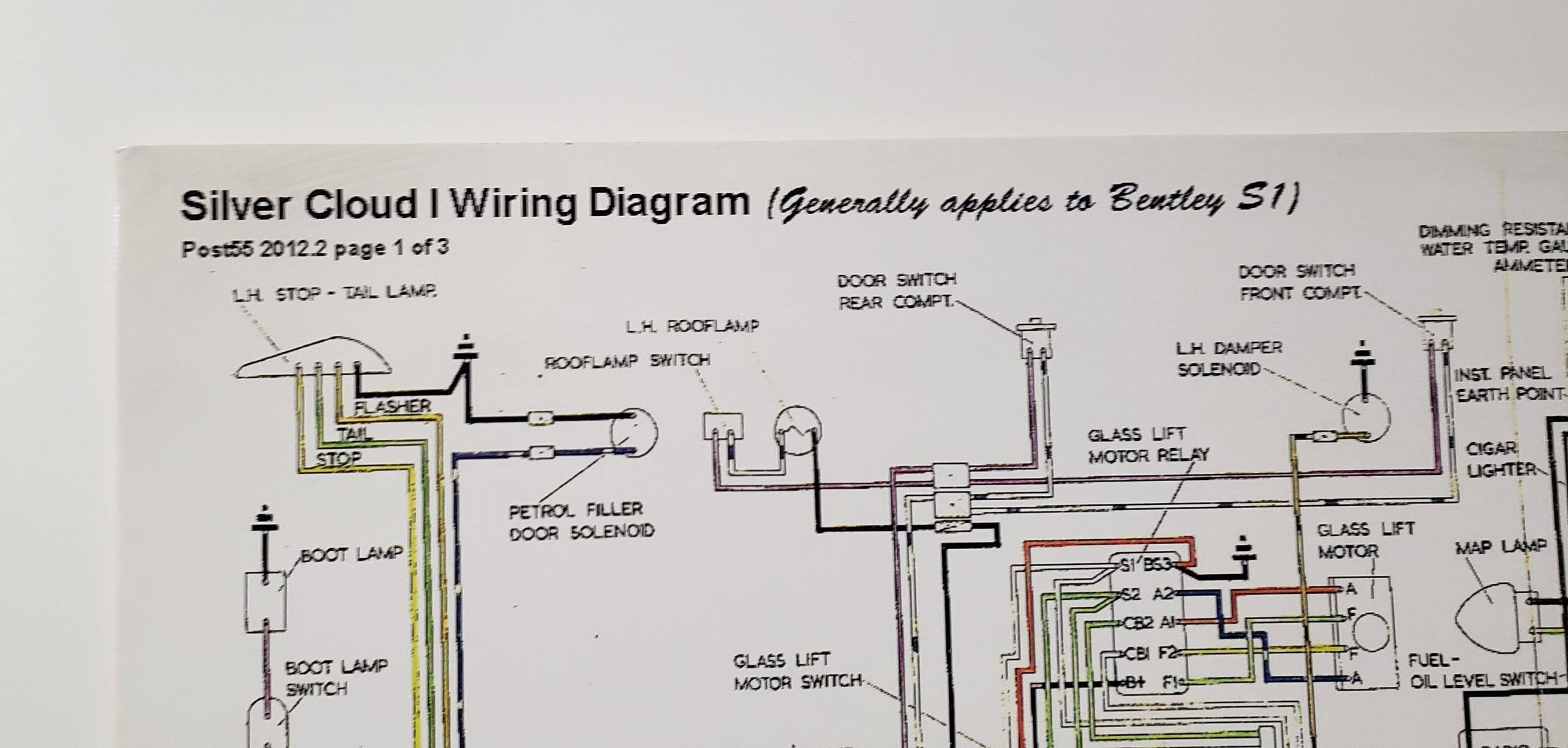 S1 Wiring Diagram Zenith Motor Company