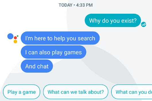 Google's Allo is a solution in search of a problem