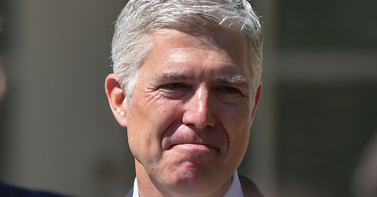 How Justice Neil Gorsuch Is Helping Texas Undermine Marriage Equality