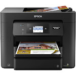 Epson WorkForce Pro WF-4730 Color Ink-jet - Multifunction printer