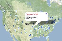 [dead mall map]