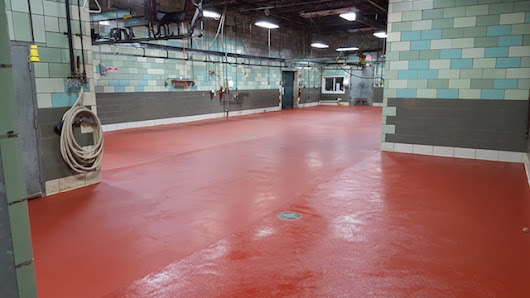 VOC Compliant Industrial Low Odor Floors & Wall Systems