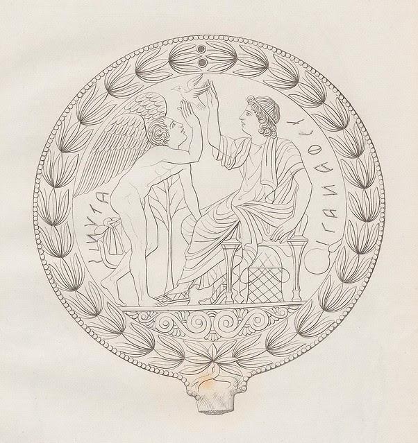 Etruskische Spiegel by Eduard Gerhard, 1840s n