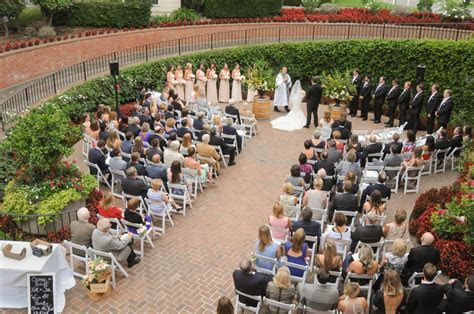 Silverado resort and spa destination wedding